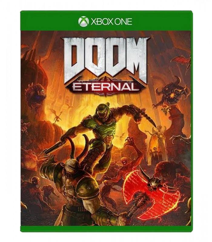 بازی Doom Eternal - ایکس باکس وان