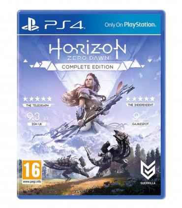 بازی Horizon Zero Dawn - Complete Edition - پلی استیشن 4