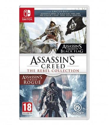 بازی Assassin's Creed: The Rebel Collection - نینتندو سوئیچ