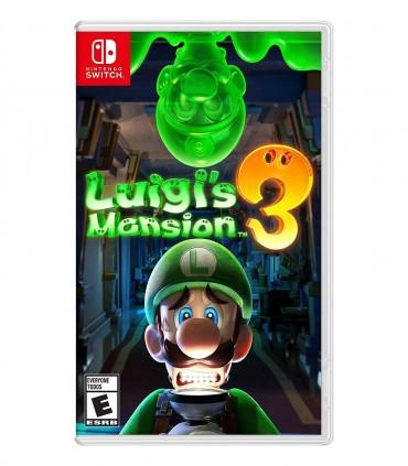 بازی Luigi's Mansion 3 کارکرده - نینتندو سوئیچ