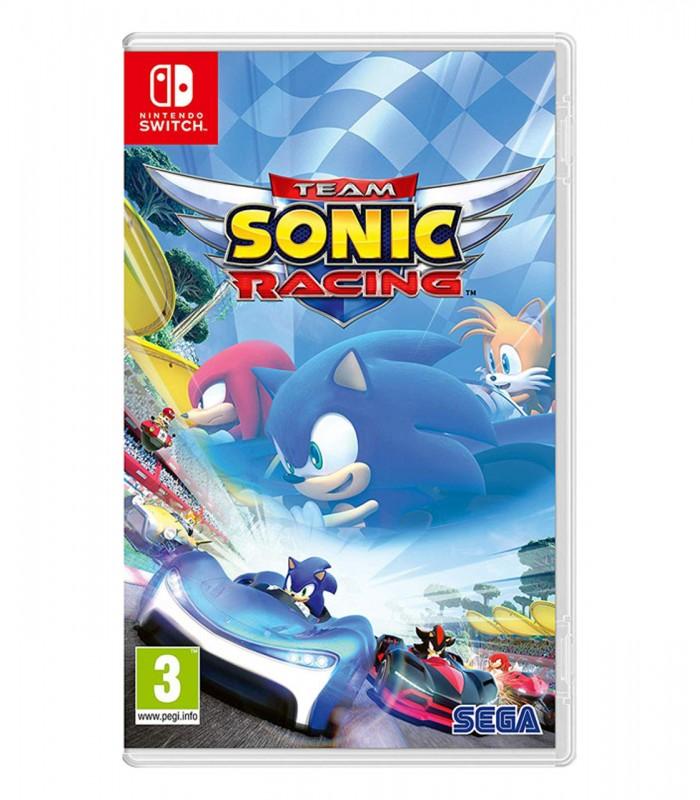 بازی Team Sonic Racing کارکرده - نینتندو سوئیچ