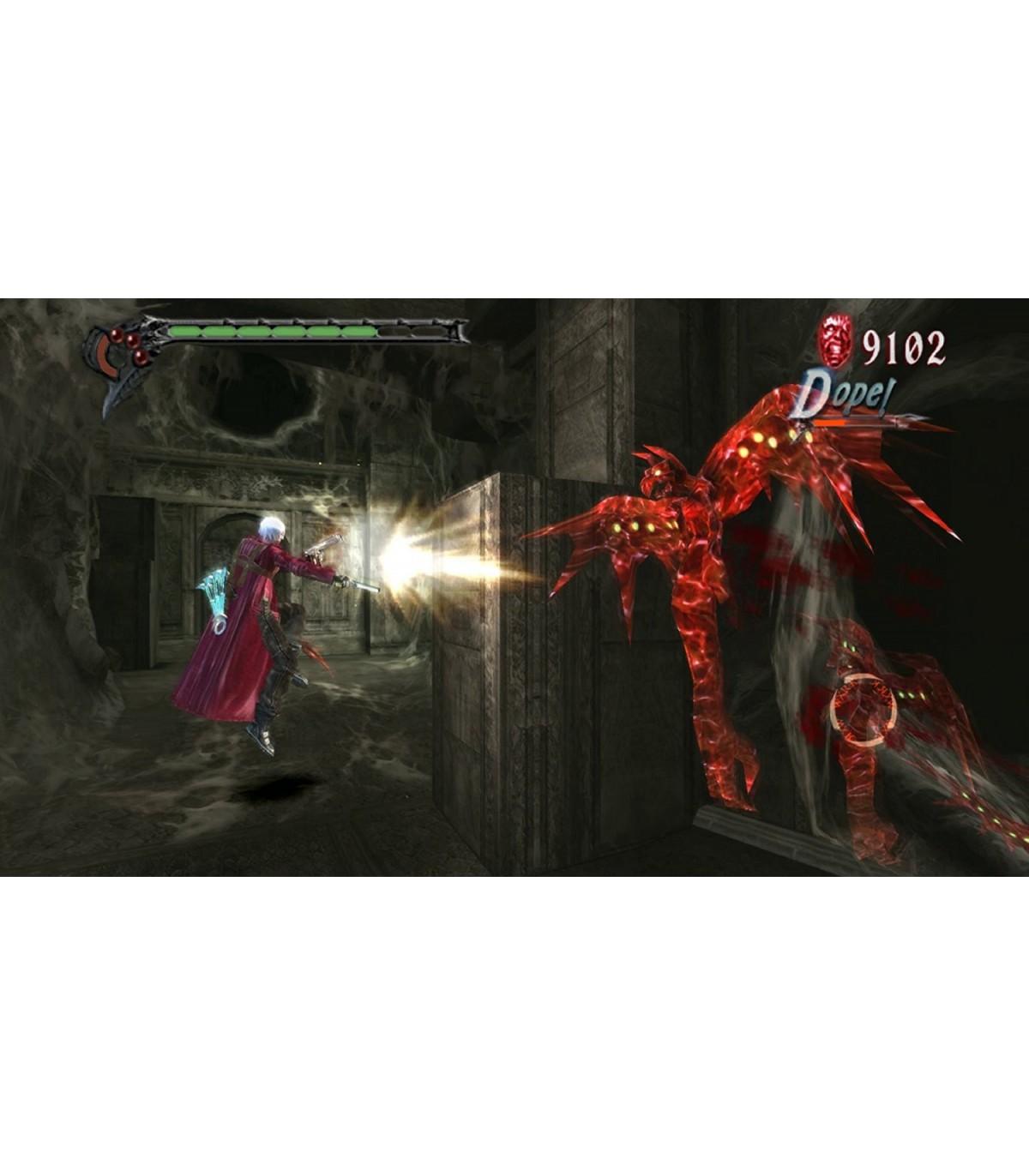 بازی Devil May Cry HD Collection کارکرده - پلی استیشن 4