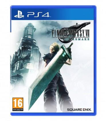 بازی Final Fantasy VII Remake - پلی استیشن 4