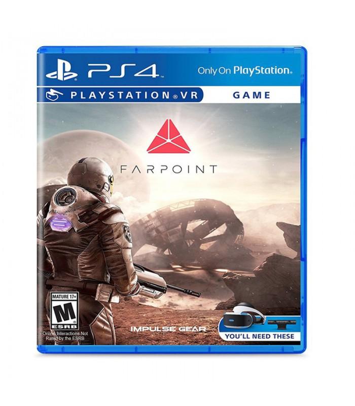 بازی   Farpoint VR