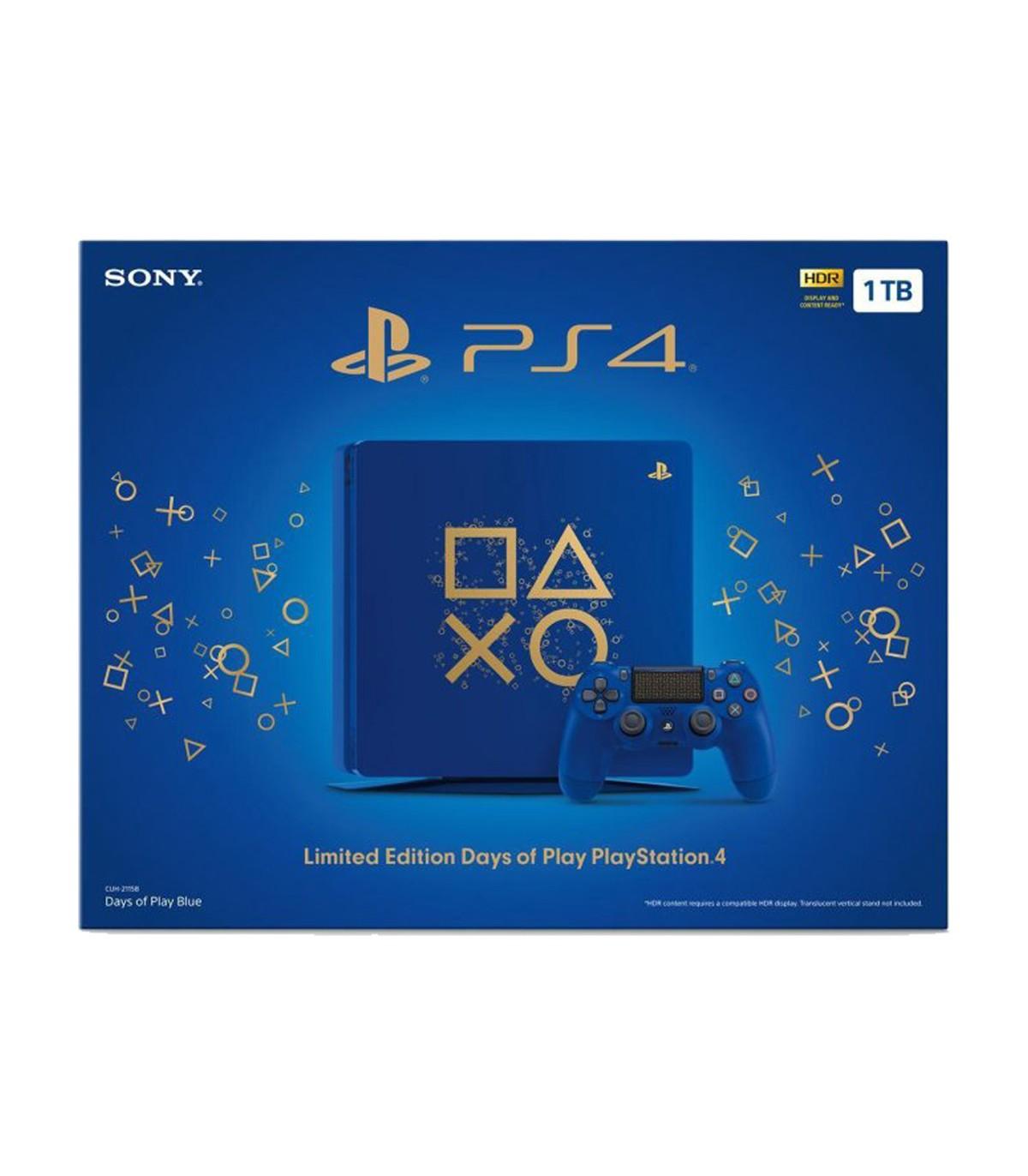 کنسول بازی اسلیم لیمیتد ادیشن PlayStation 4 Slim Days of Play