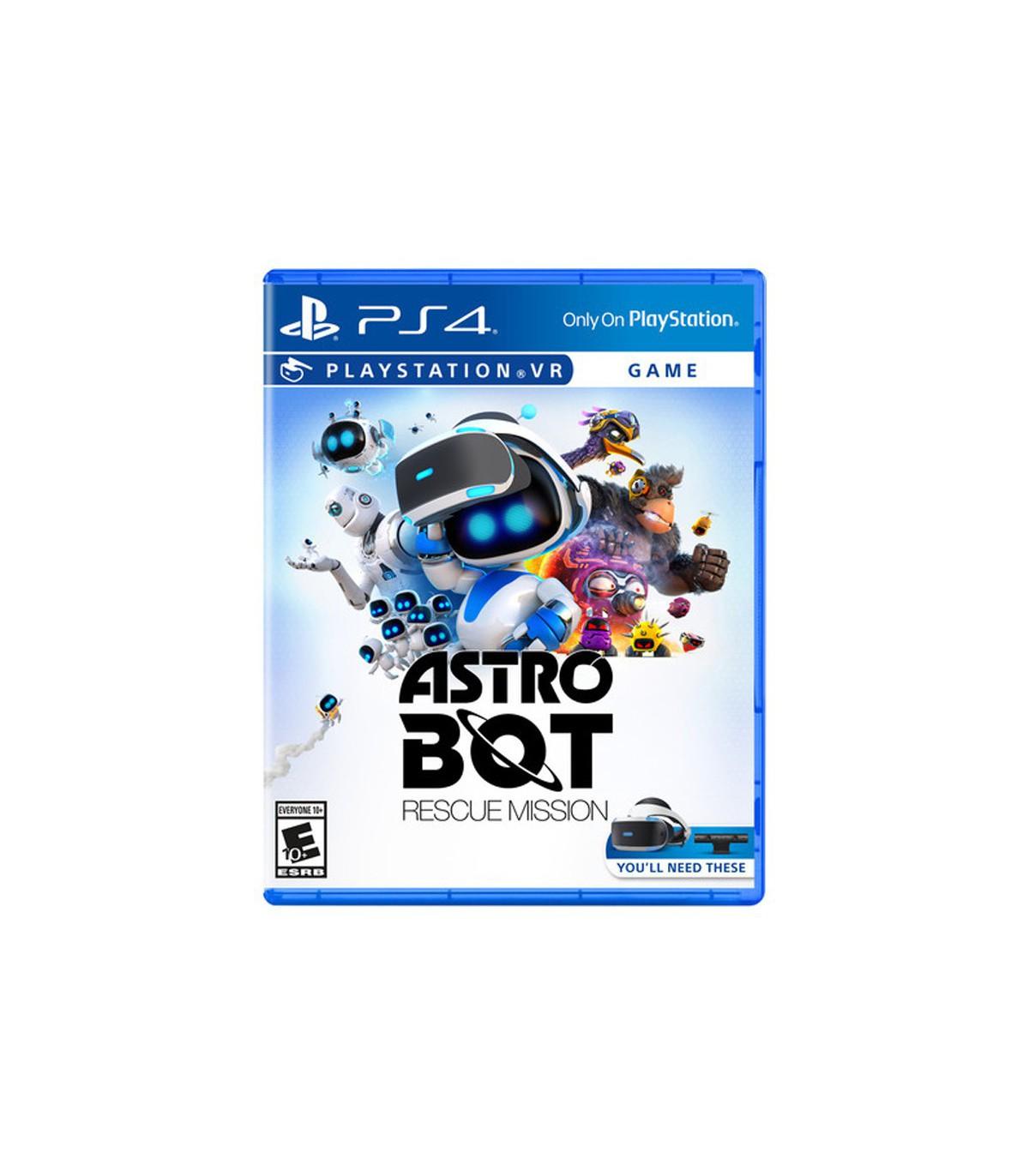 بازی ASTRO Bot Rescue Mission کارکرده - پلی استیشن وی آر