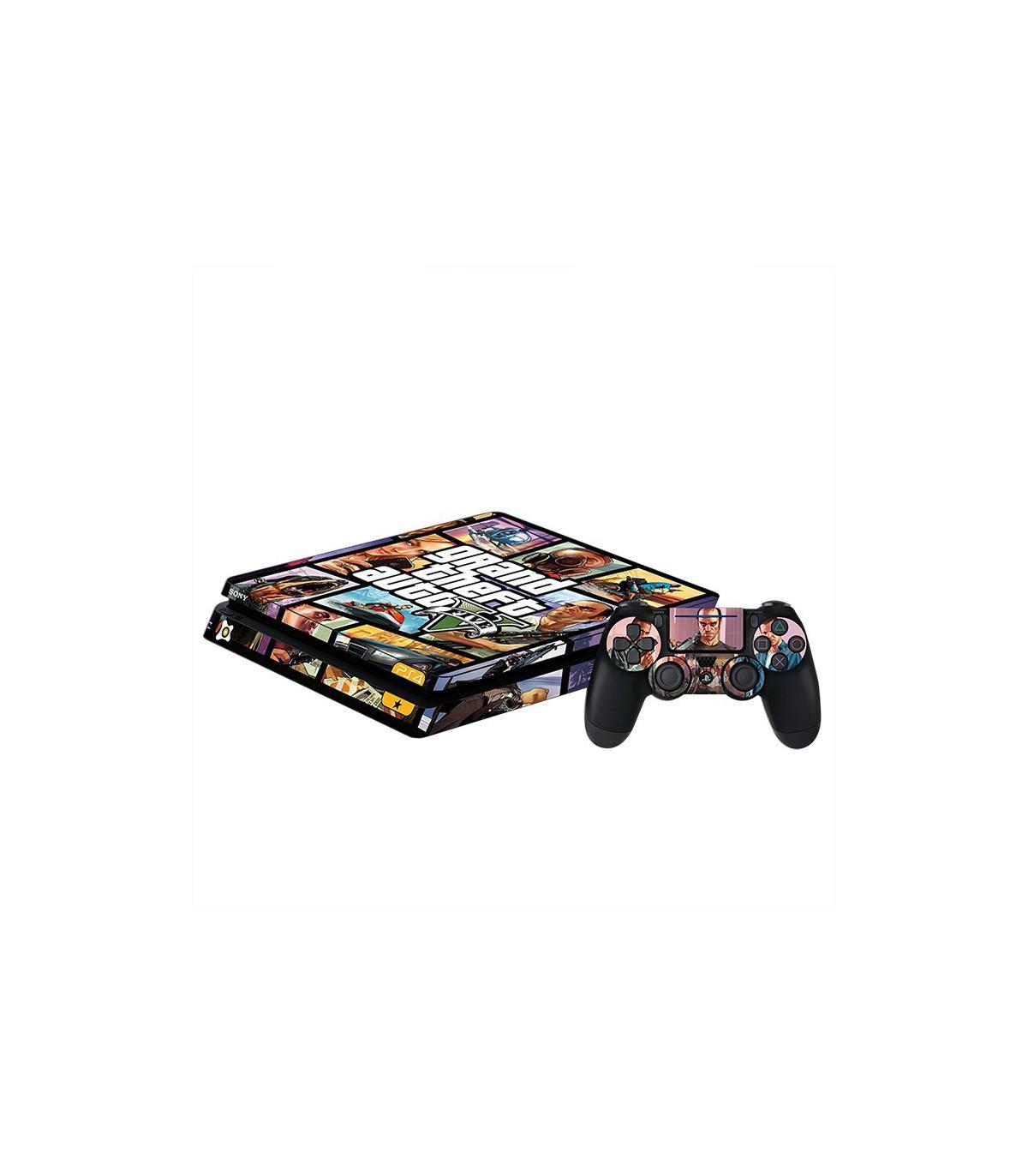 اسکین PS4 آی گیمر طرح video game - 2