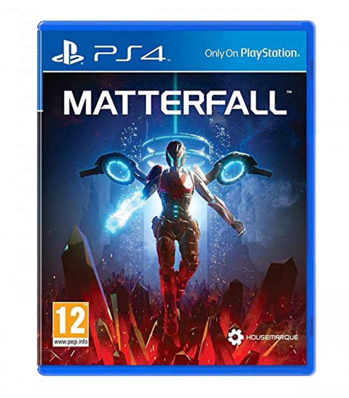 بازی Matterfall - پلی استیشن 4
