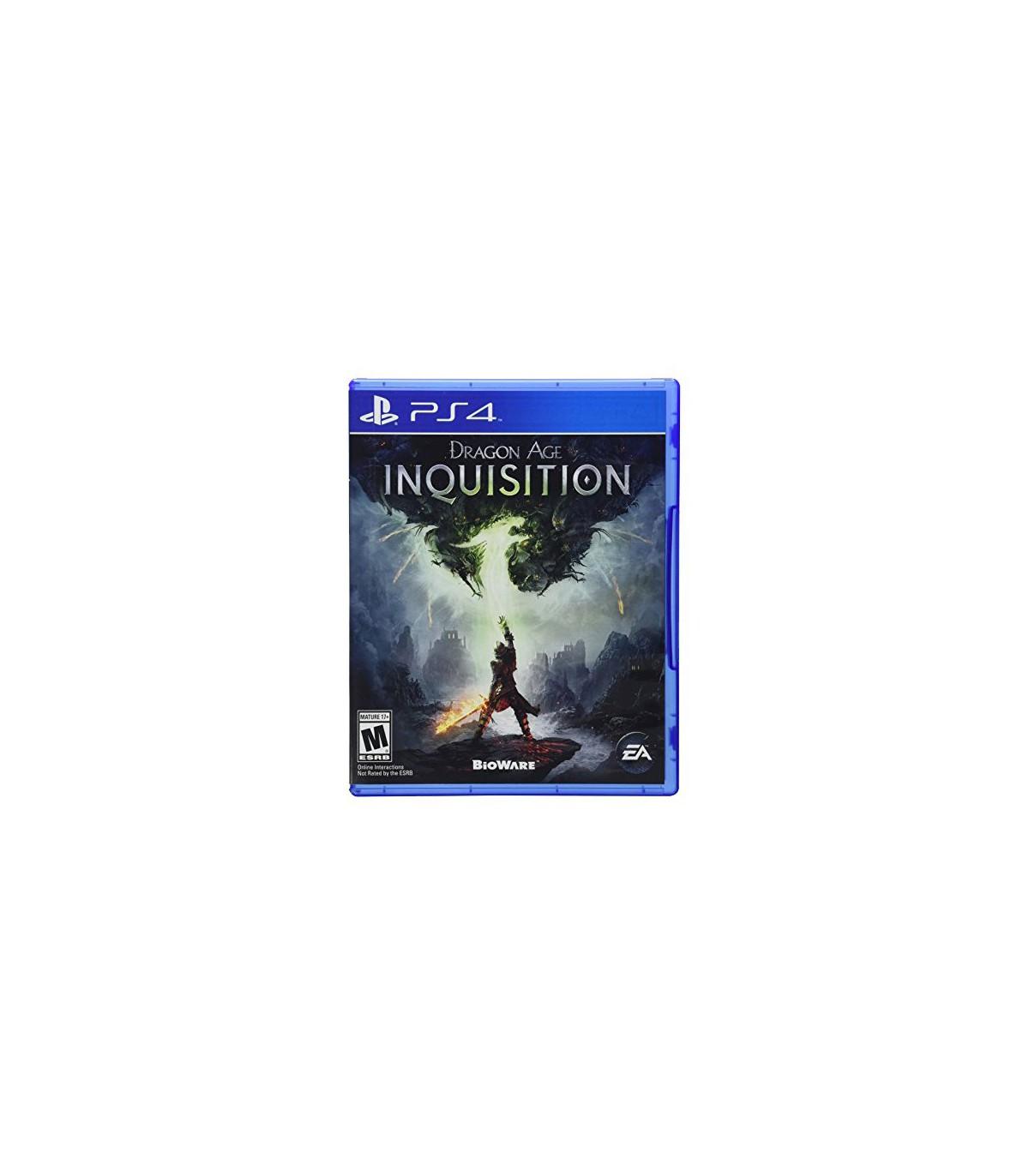 بازی Dragon Age Inquisition - پلی استیشن 4