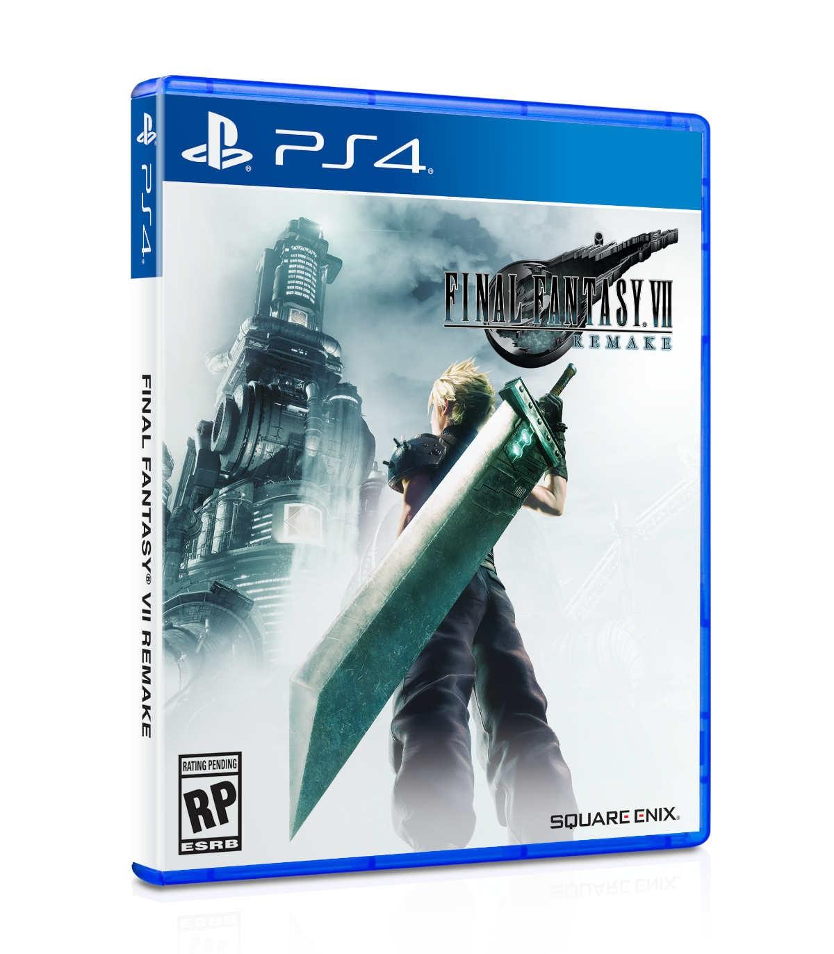 بازی Final Fantasy VII Remake کارکرده - پلی استیشن 4