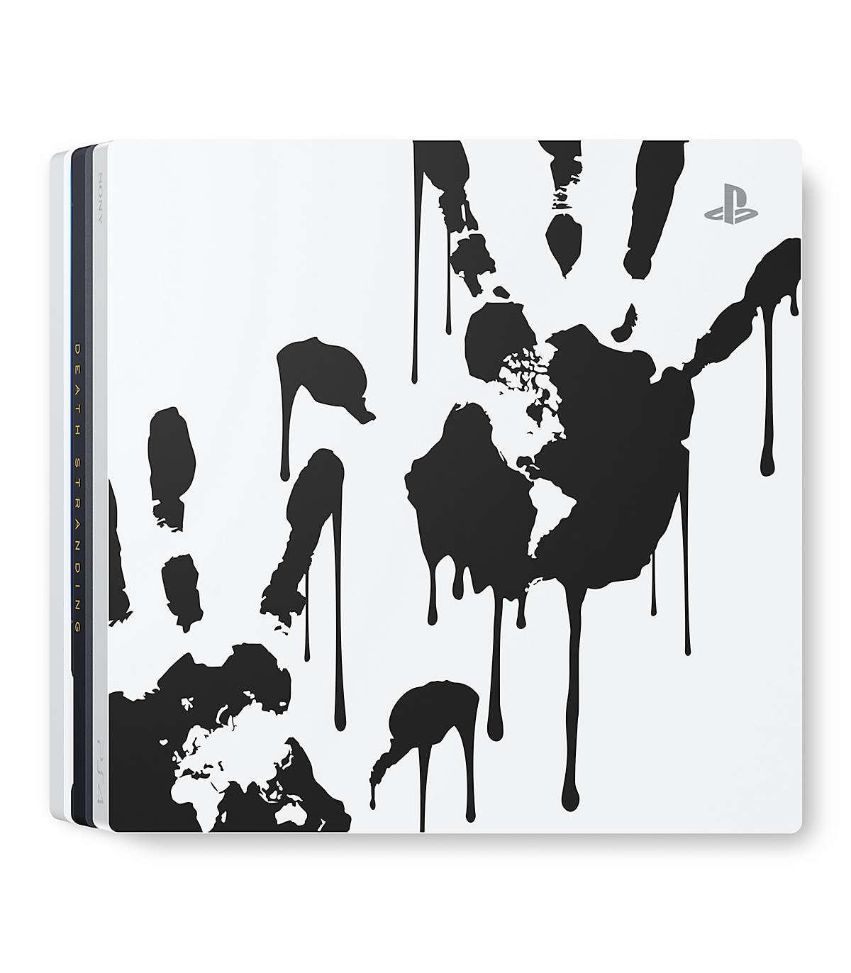 کنسول پلی استیشن 4 پرو باندل Death Stranding Limited Edition