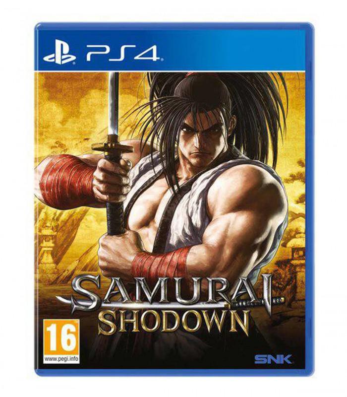 بازی Samurai Shodown کارکرده - پلی استیشن 4