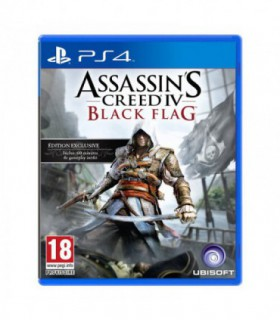 More about بازی Assassin's Creed Black Flag - پلی استیشن 4