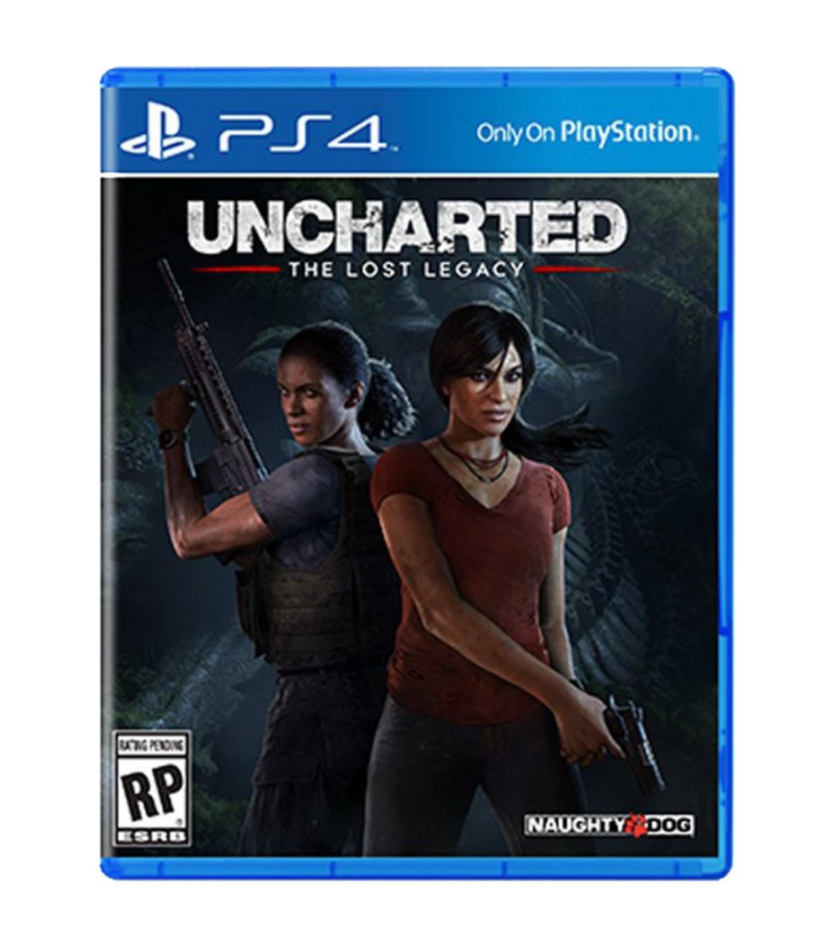 بازی Uncharted: The Lost Legacy کارکرده - پلی استیشن 4