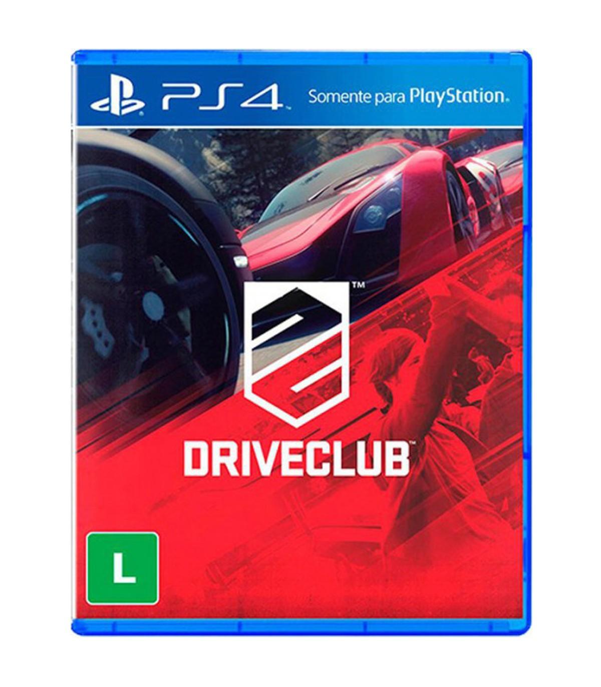 بازی Drive Club کارکرده - پلی استیشن 4