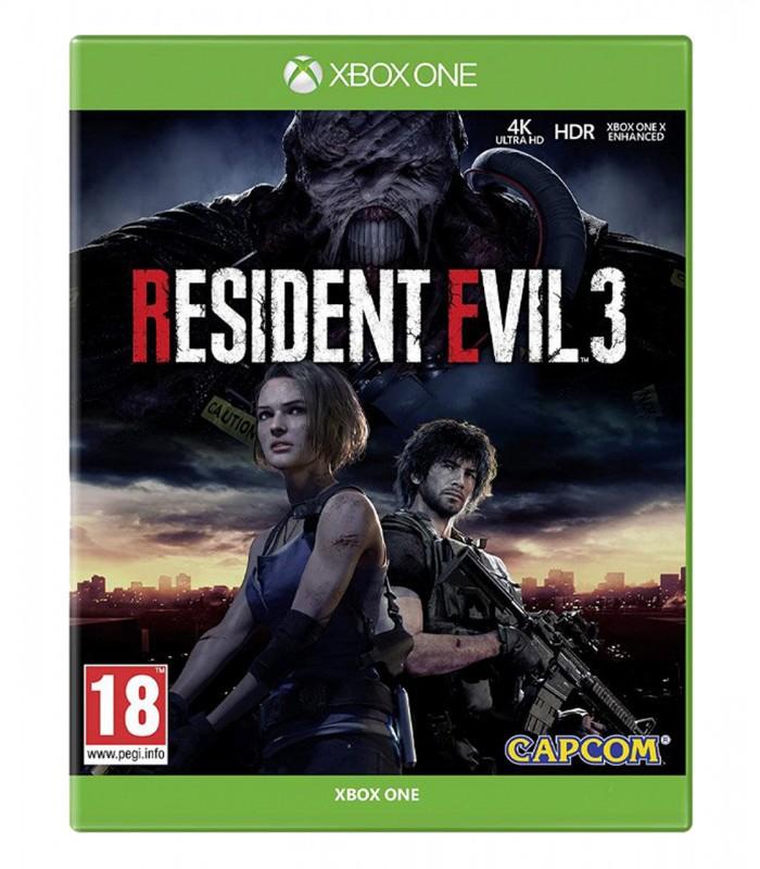 بازی Resident Evil 3: Nemesis - ایکس باکس وان