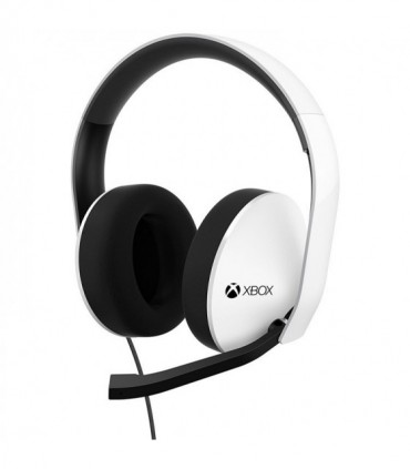 Xbox Stereo Headset White Special Edition