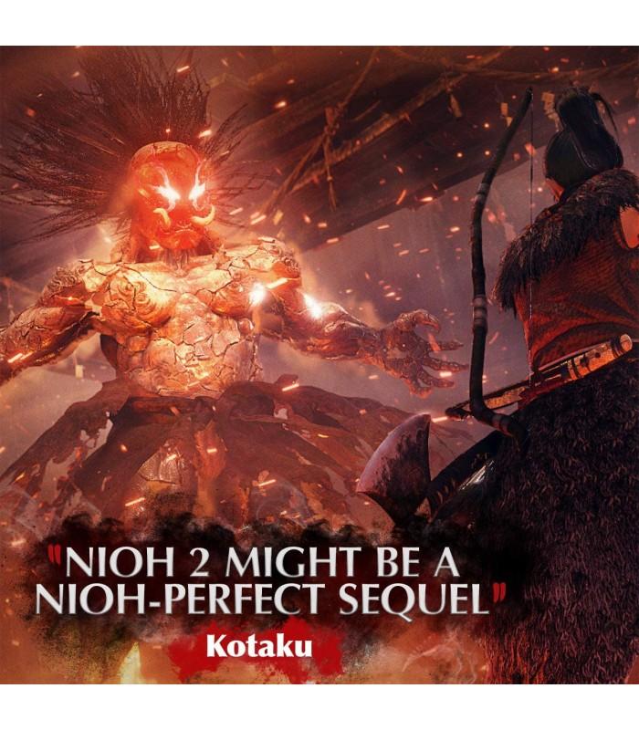 بازی Nioh 2 - پلی استیشن 4