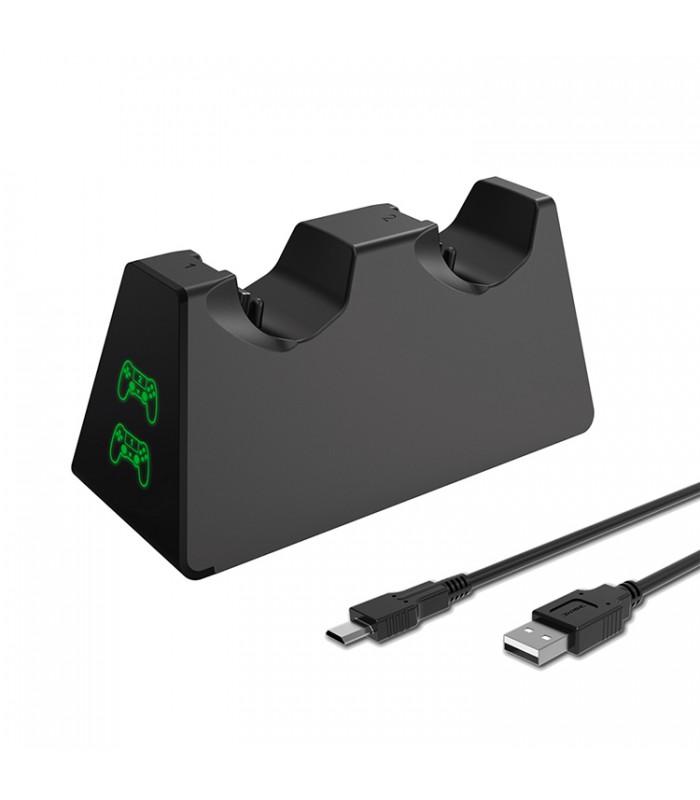 پایه شارژر دسته پلی استیشن 4 -  Dobe Charging Dock For PS4 Series