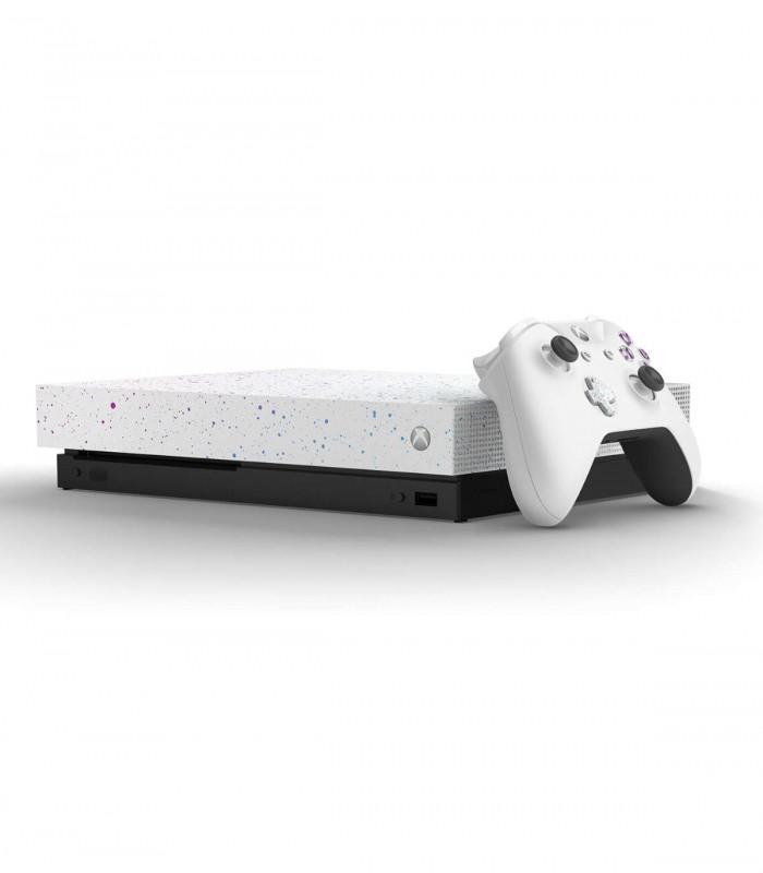 کنسول بازی ایکس باکس وان ایکس Hyperspace Special Edition سفید 1