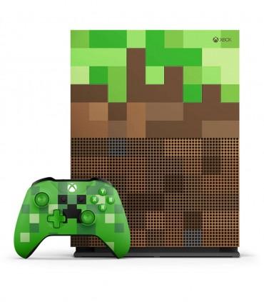 کنسول بازی Xbox One S باندل Minecraft Limited Edition ظرفیت 1