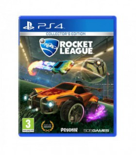 بازی Rocket League : Collector's Edition - پلی استیشن 4