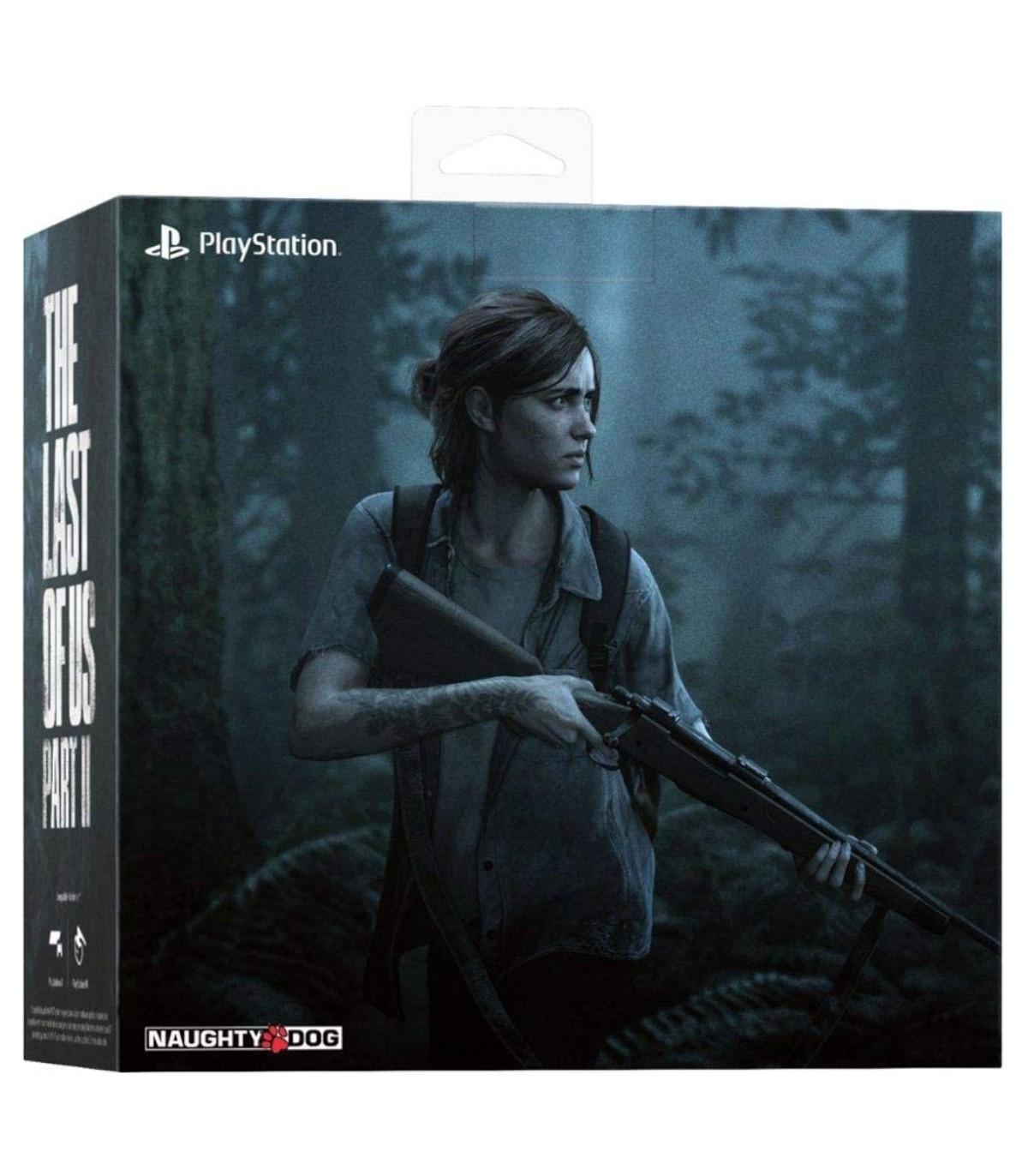 هدست گلد سونی نسخه The Last of Us Part II Limited Edition