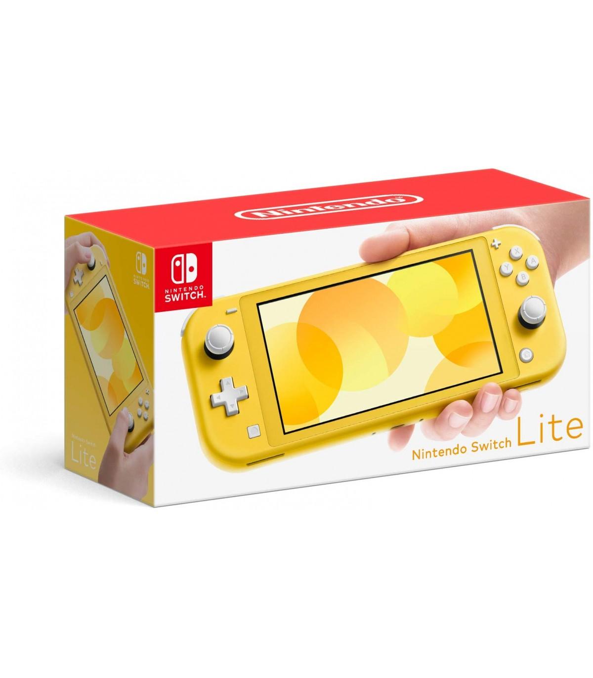 کنسول بازی نینتندو سوییچ لایت Nintendo Switch Lite - کارکرده