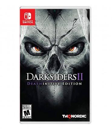 بازی Darksiders II Deathinitive Edition - نینتندو سوییچ