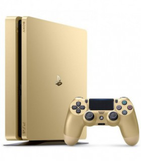 PlayStation 4 Slim Gold-500GB