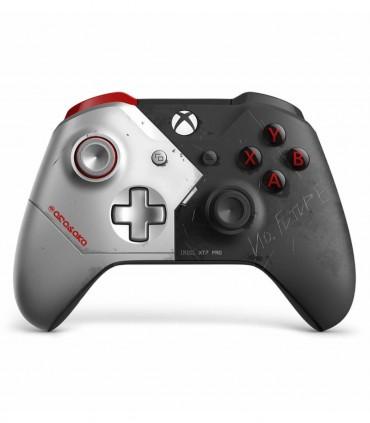 دسته بازی Xbox Wireless Controller - Cyberpunk 2077 Limited