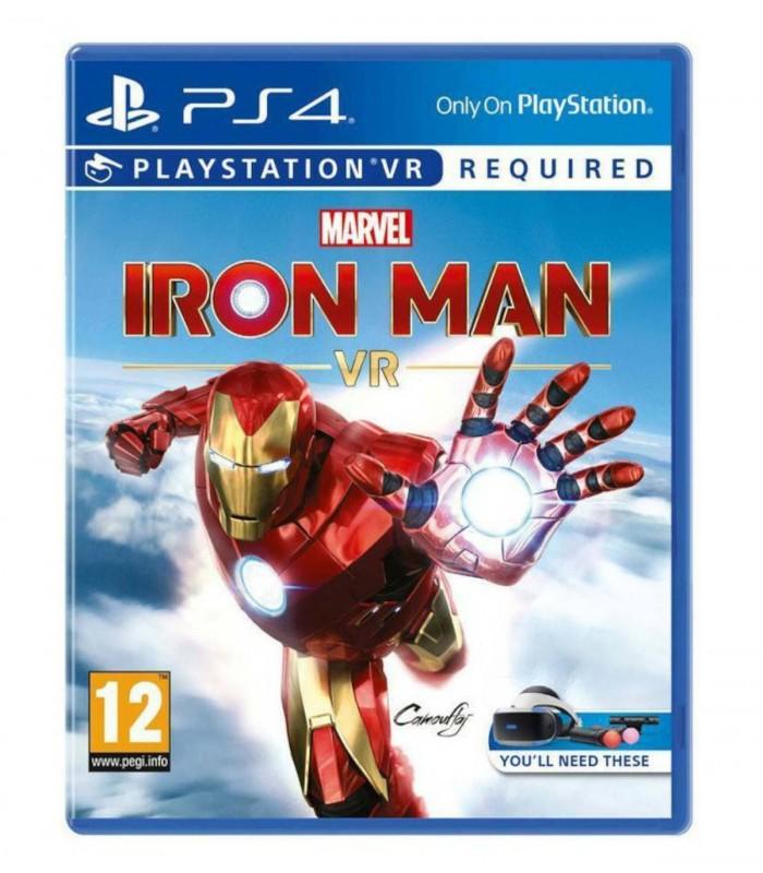 بازی Iron Man VR - پلی استیشن وی آر