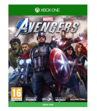 بازی Marvel's Avengers - ایکس باکس وان