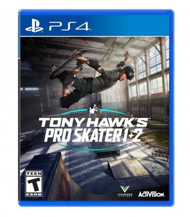 بازی Tony Hawk's Pro Skater 1 + 2 - پلی استیشن 4