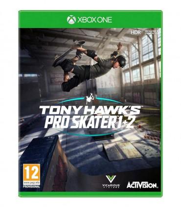 copy of بازی Tony Hawk's Pro Skater 1 + 2 - پلی استیشن 4