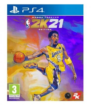 بازی NBA 2K21 Legend Edition - پلی استیشن 4