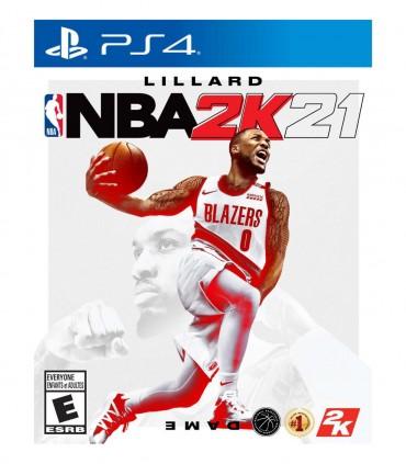 بازی NBA 2K21 - پلی استیشن 4 و پلی استیشن 5