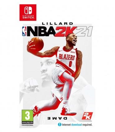 copy of بازی NBA 2K21 - پلی استیشن 4 و پلی استیشن 5