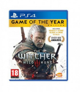 بازی Witcher Game Of The Year Edition - پلی استیشن 4
