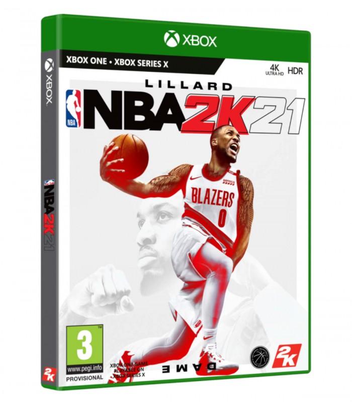 بازی NBA 2K21 - ایکس باکس وان و ایکس باکس سری ایکس