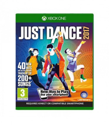 بازی Just Dance 2017 کارکرده - ایکس باکس وان