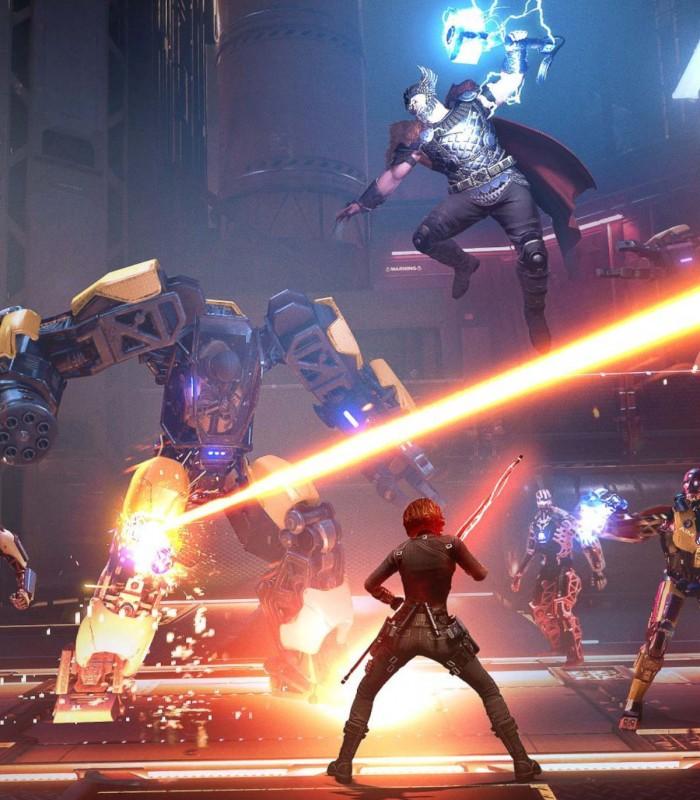 بازی Marvel's Avengers - پلی استیشن 4