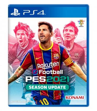 بازی eFootball PES 2021 آپدیت فصلی - پلی استیشن 4
