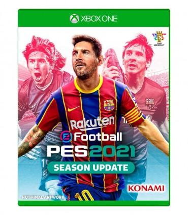 بازی eFootball PES 2021 آپدیت فصلی - ایکس باکس وان