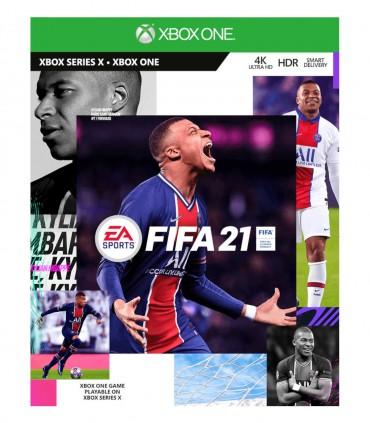 copy of بازی فیفاFIFA 21 - پلی استیشن 4