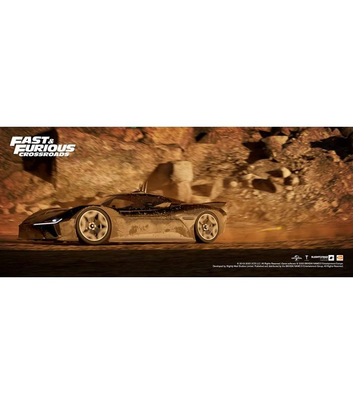 بازی Fast & Furious: Crossroads - پلی استیشن 4