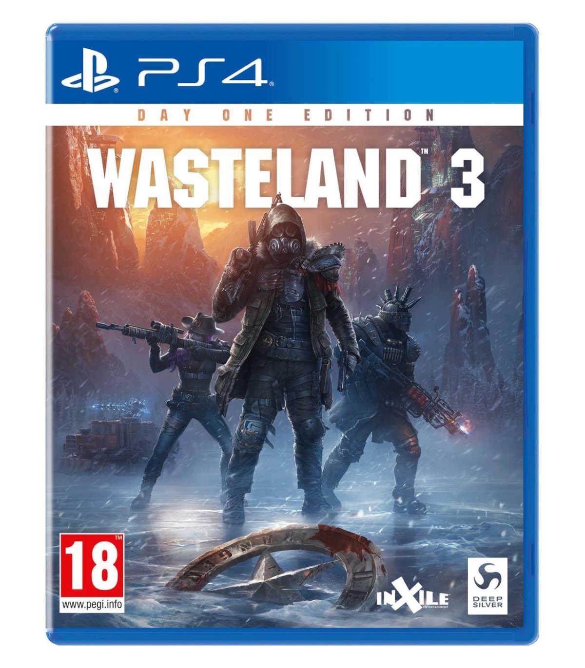 بازی Wasteland 3 Day One Edition - پلی استیشن 4