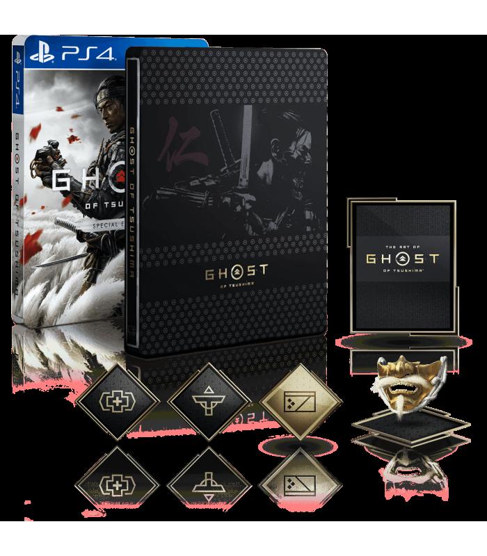 بازی Ghost of Tsushima Special Edition - پلی استیشن 4