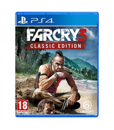 بازی Far Cry 3 Classic Edition کارکرده - پلی استیشن 4