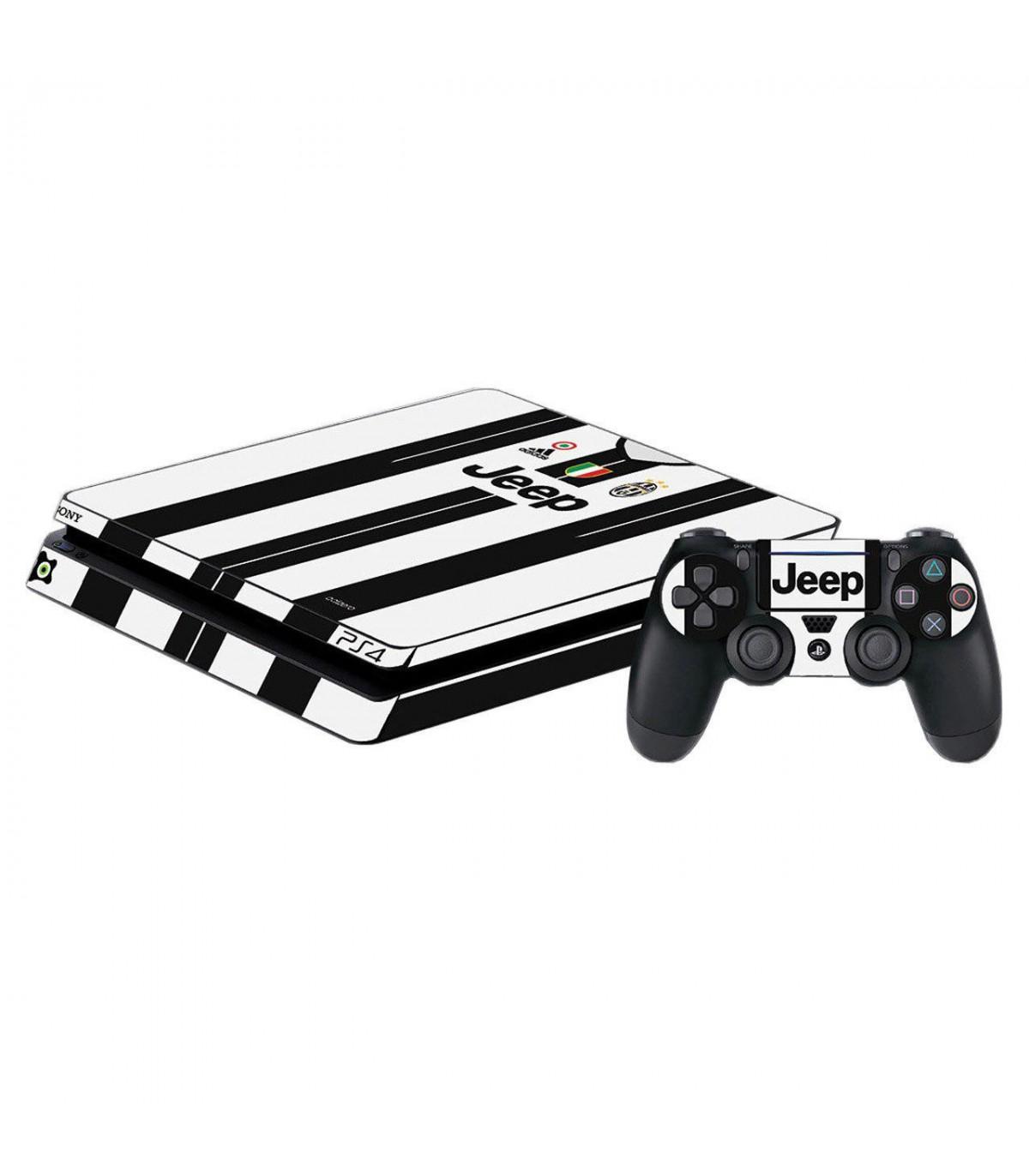 اسکین PS4 اسلیم طرح Juventus